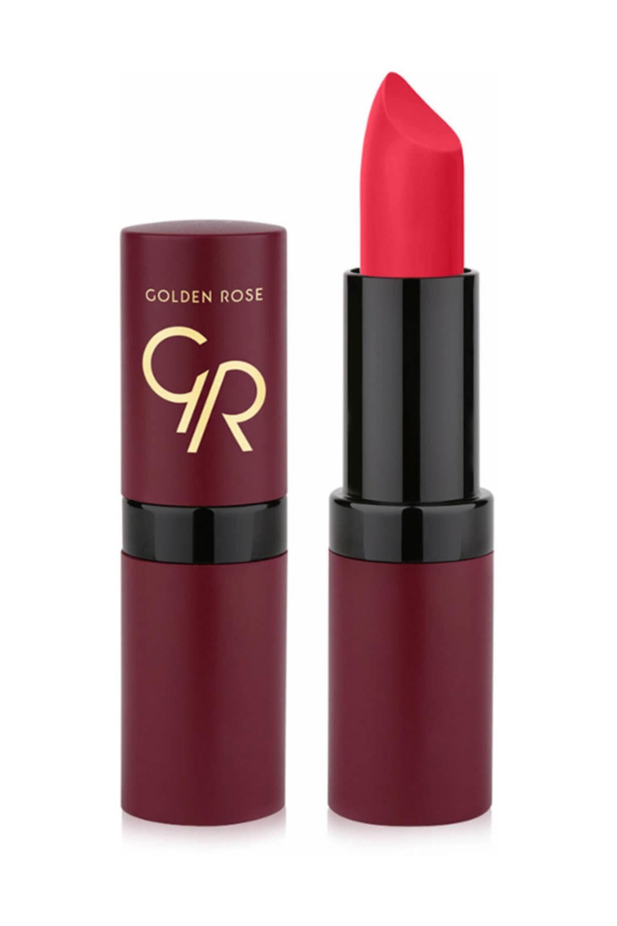 فروش نقدی رژ لب برند Golden Rose رنگ صورتی ty4661015