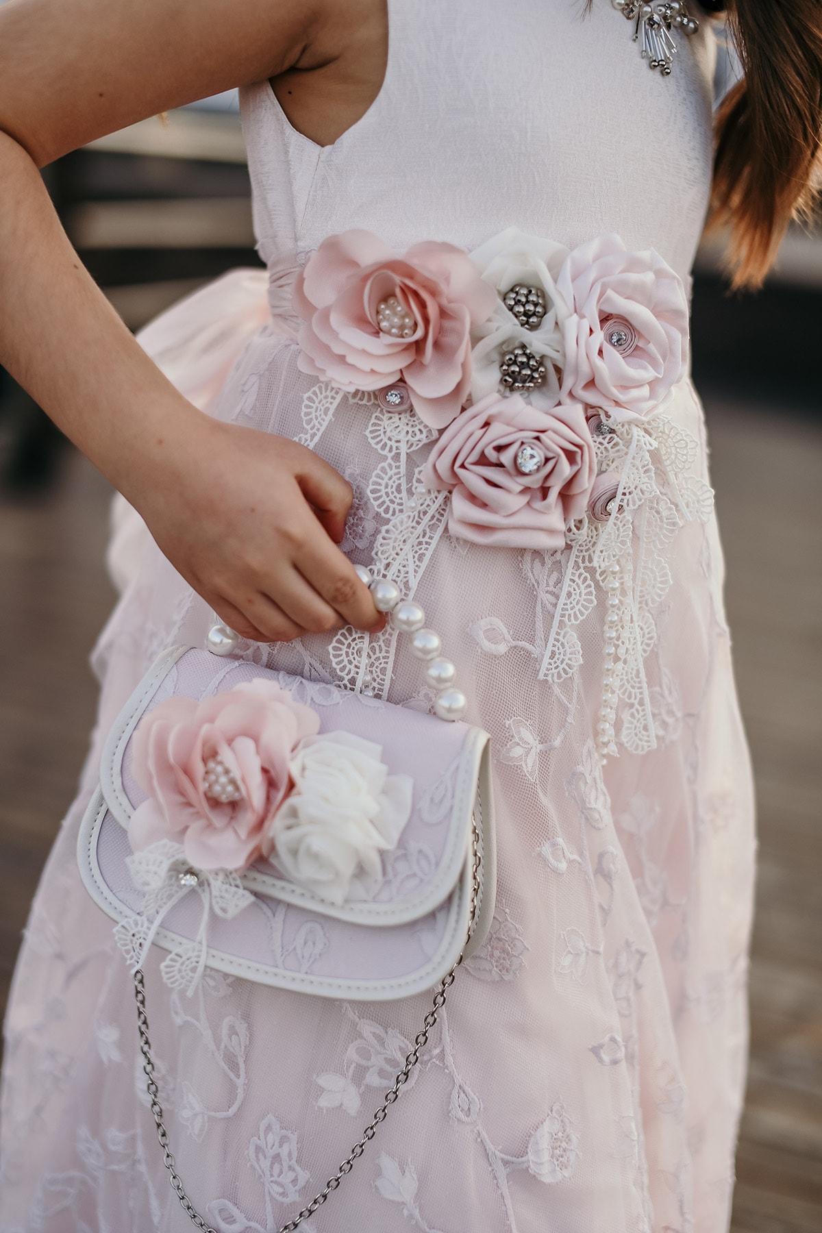 فروشگاه لباس مجلسی اورجینال برند MIALORA EXCLUSIVE رنگ صورتی ty57360711
