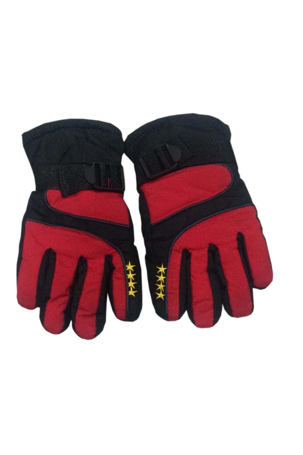 دستکش ارزان بچه گانه پسرانه برند salarticaret رنگ قرمز ty58728048