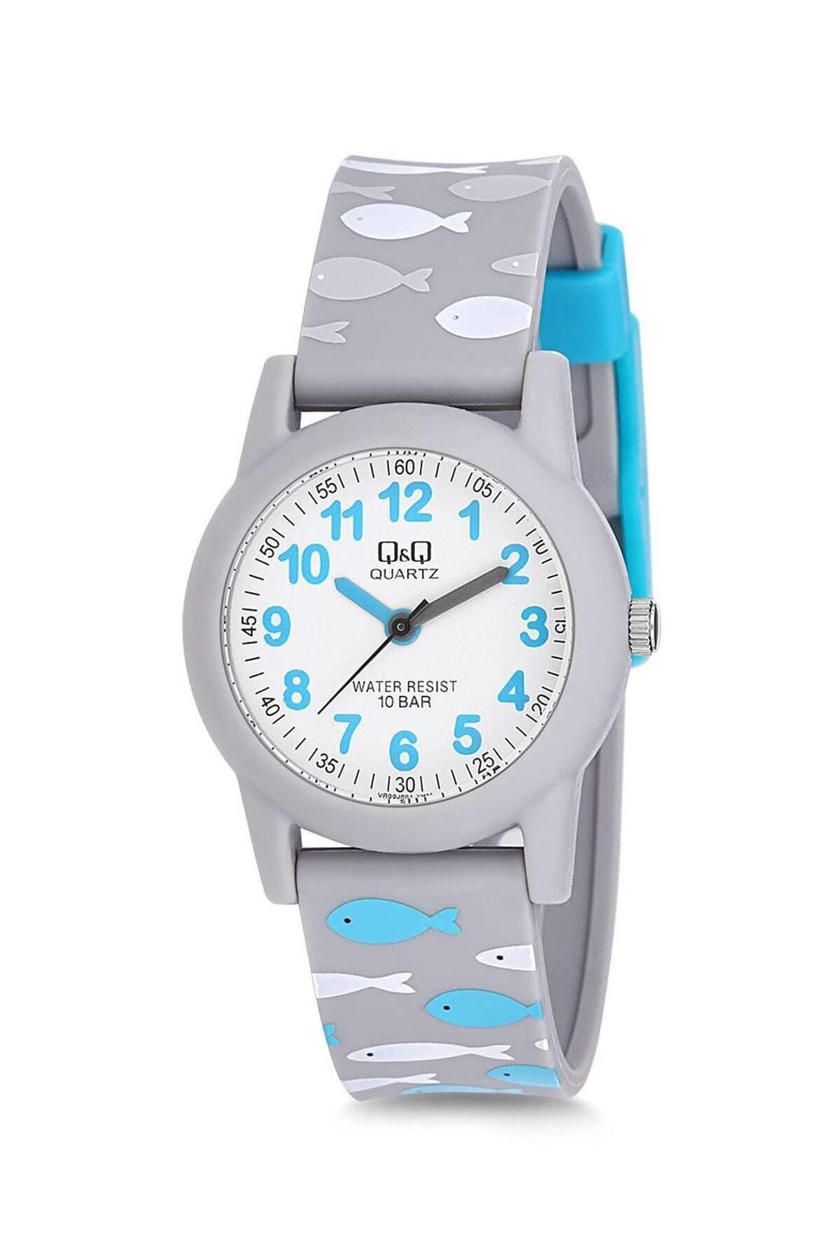 ساعت پسرانه مارک دار برند Q&Q کد ty6090015