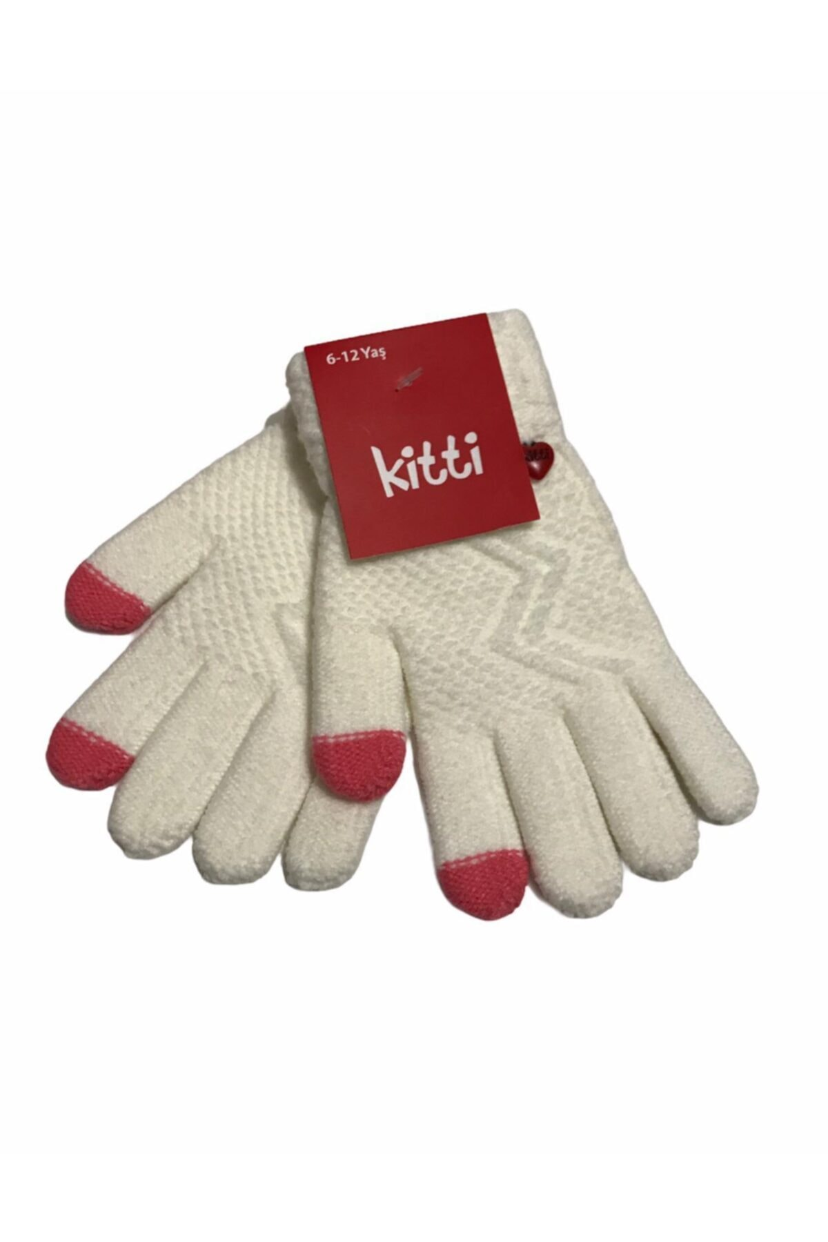 دستکش بچه گانه دخترانه ساده برند Kitti کد ty67331917