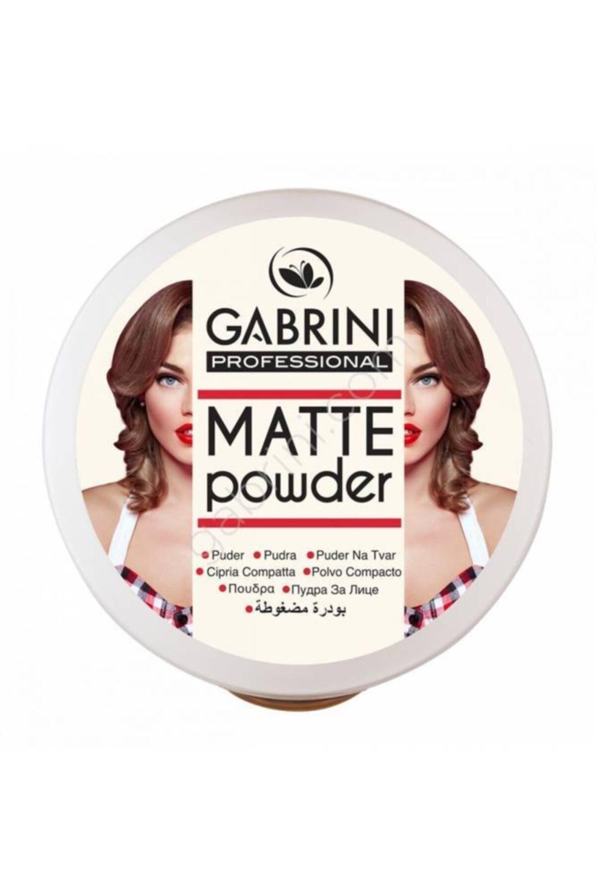 خرید نقدی پنکیک آرایشی از ترکیه برند Gabrini رنگ بژ کد ty7080104