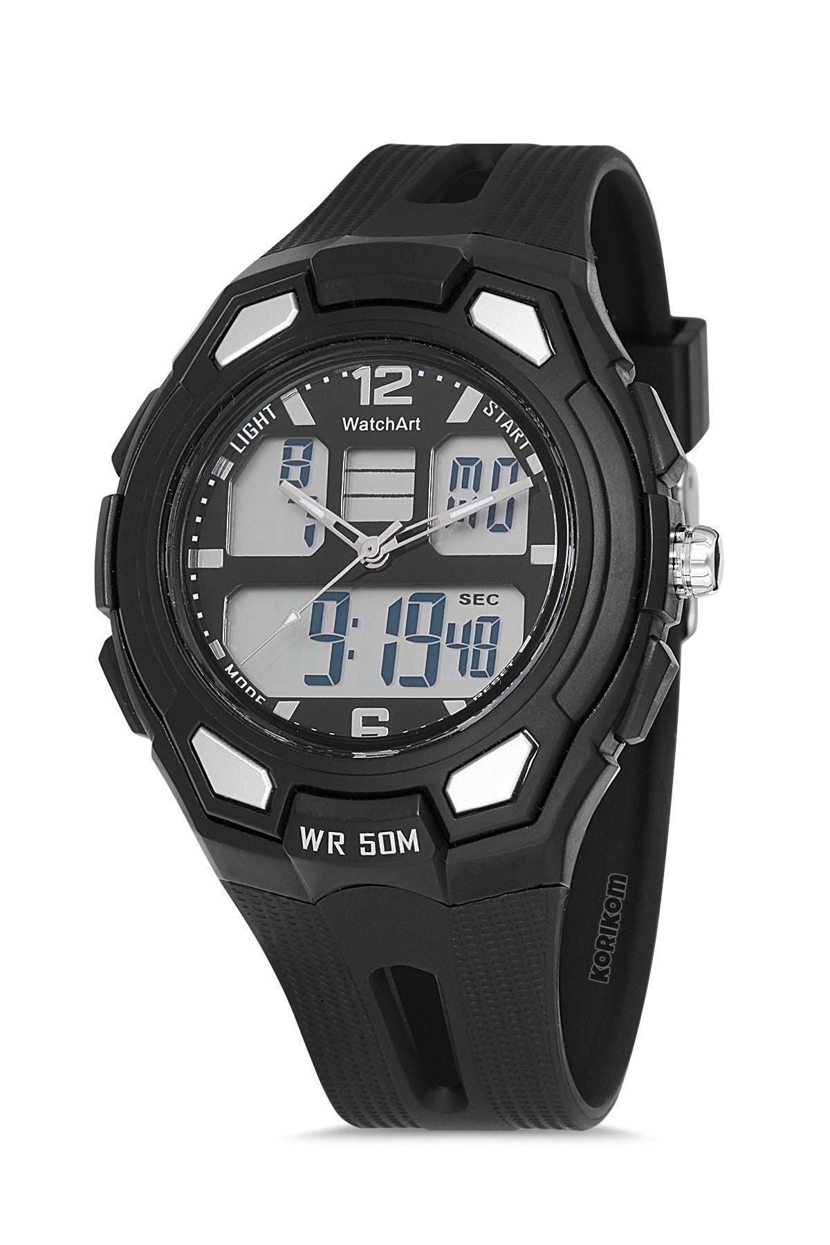 خرید انلاین ساعت زیبا دخترانه برند WatchArt رنگ مشکی کد ty72305613