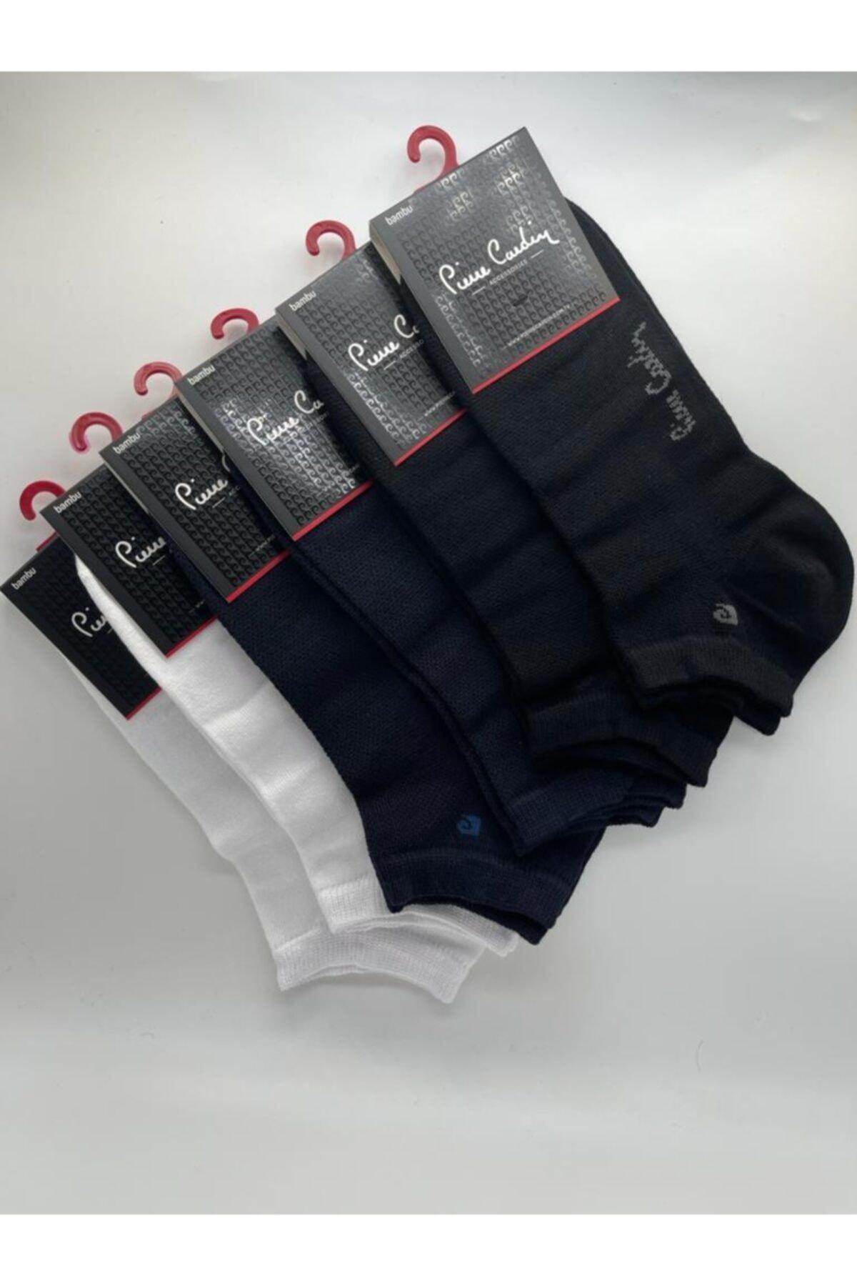 خرید نقدی جوراب مردانه جدید برند پیرکاردن رنگ مشکی کد ty80821724