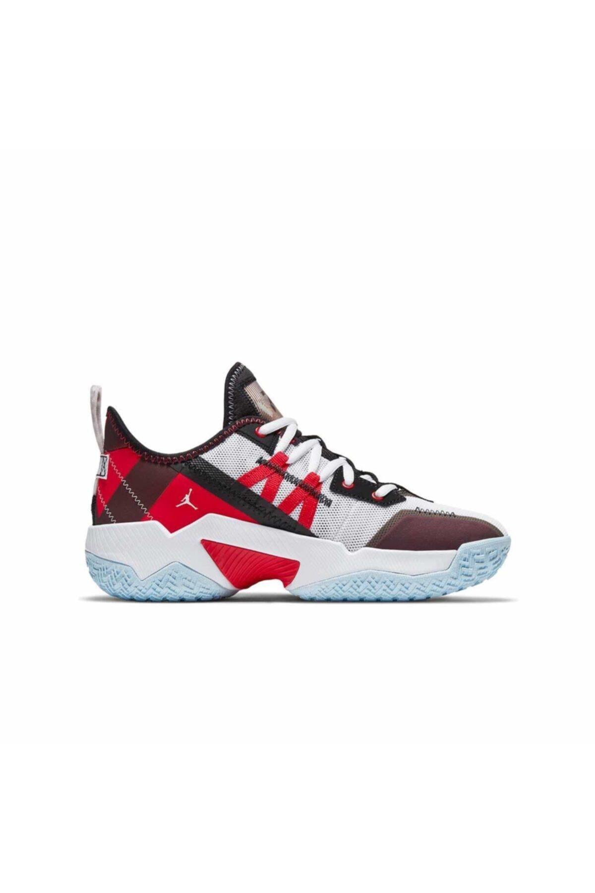 خرید نقدی کفش بسکتبال پاییزی مردانه برند Nike رنگ قرمز ty88791476