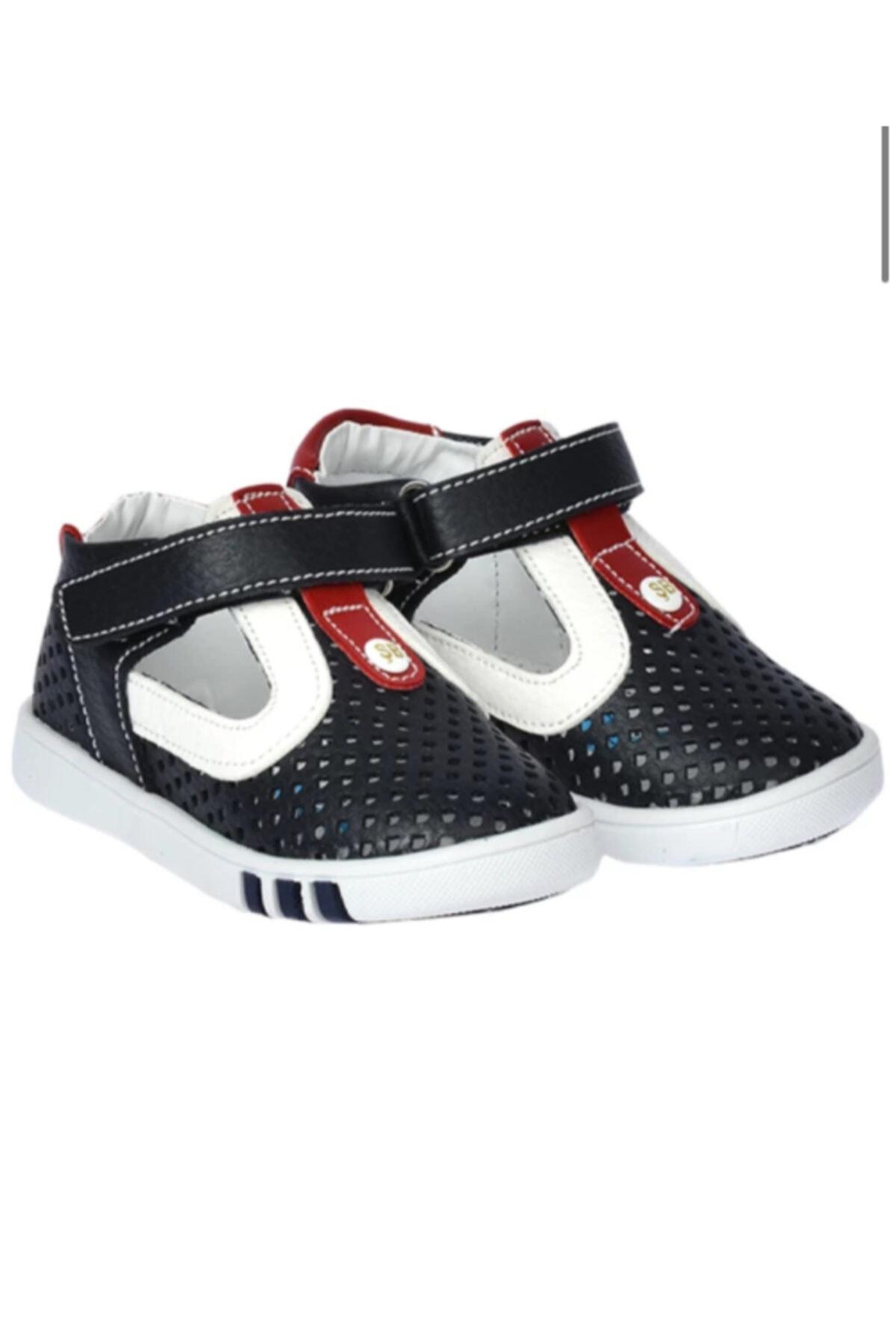 خرید نقدی کفش تخت نوزاد پسرانه ترک  برند Şirin Bebe رنگ لاجوردی کد ty93368860