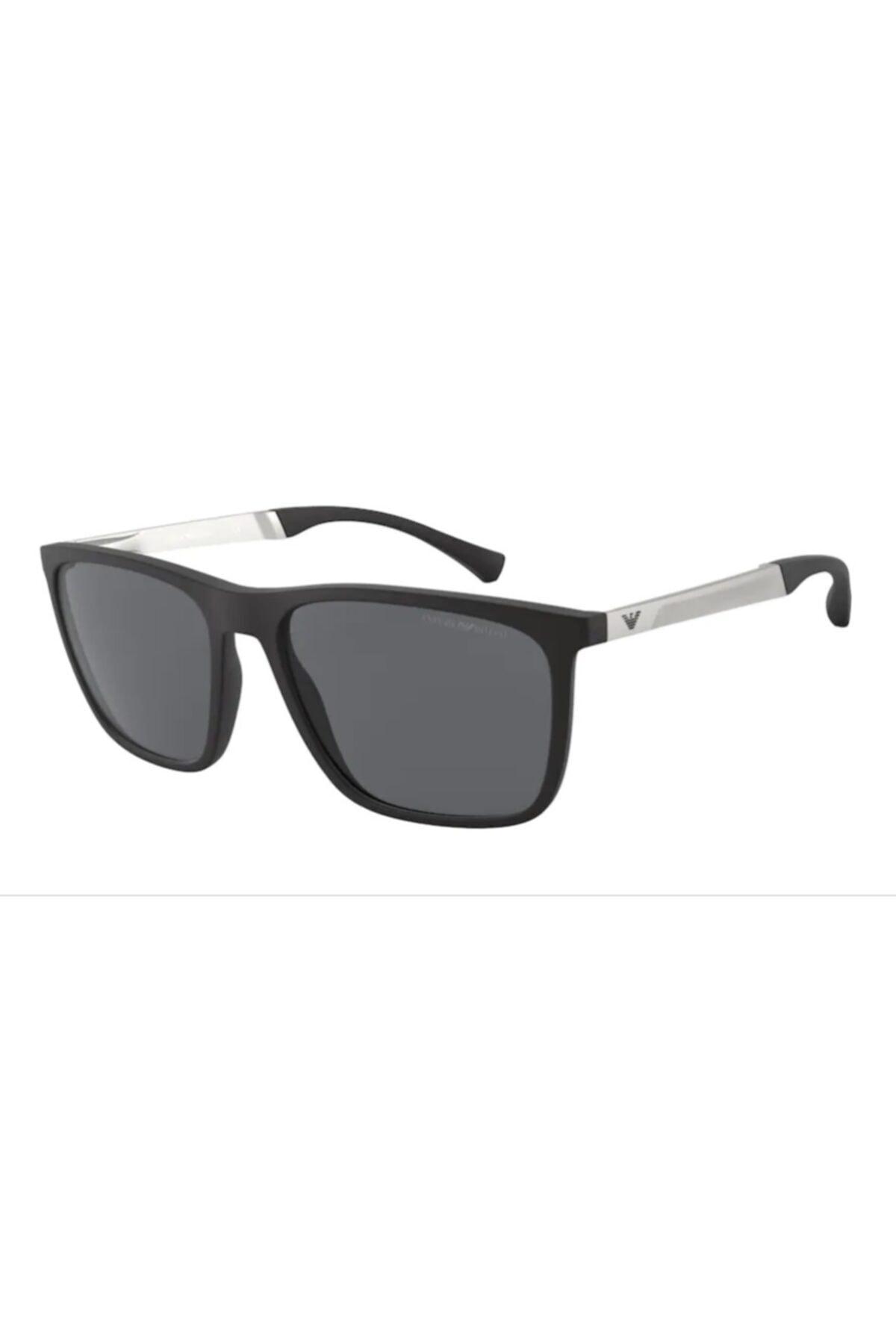 عینک آفتابی مدل 2021 برند امپریو آرمانی رنگ مشکی کد ty94545548