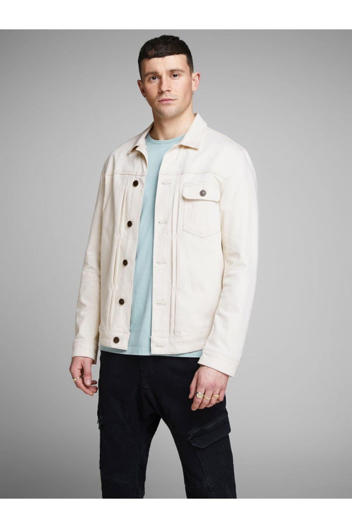 خرید انلاین ژاکت جین زیبا مردانه برند Jack Jones کد ty95221637