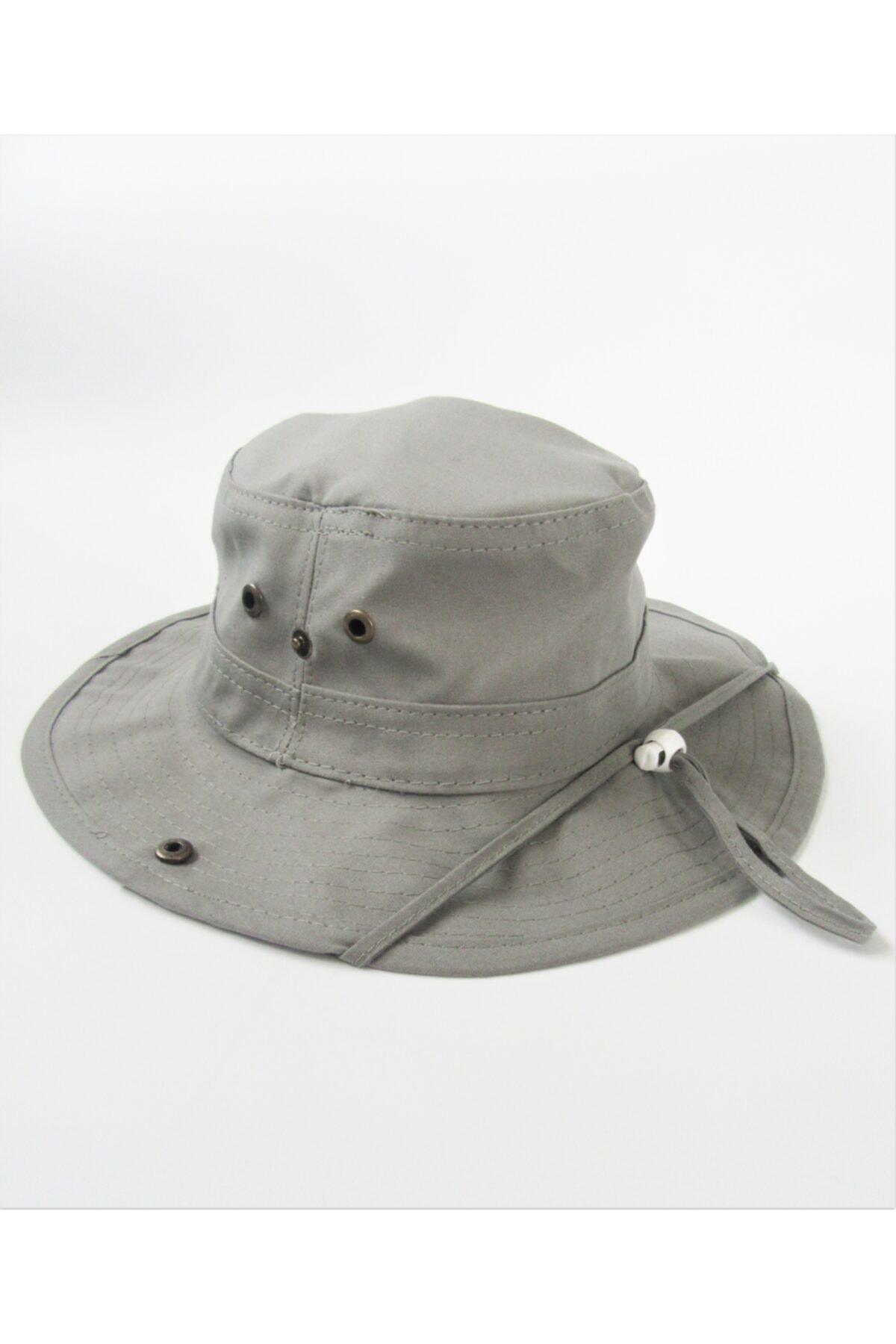 کلاه مردانه اصل و جدید برند salarticaret رنگ نقره ای کد ty96454737