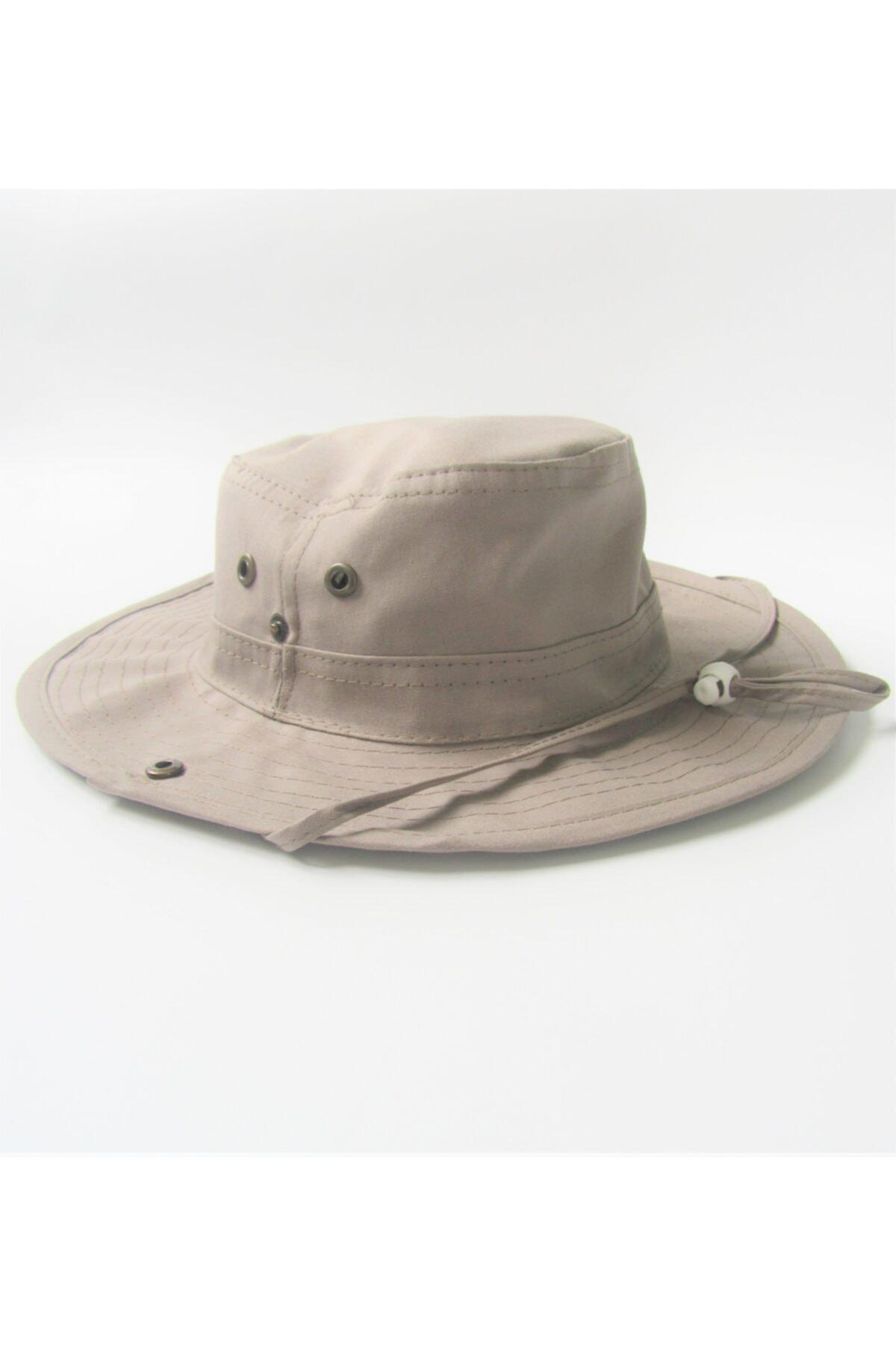 کلاه 2020 مدل جدید برند salarticaret رنگ بژ کد ty96456750
