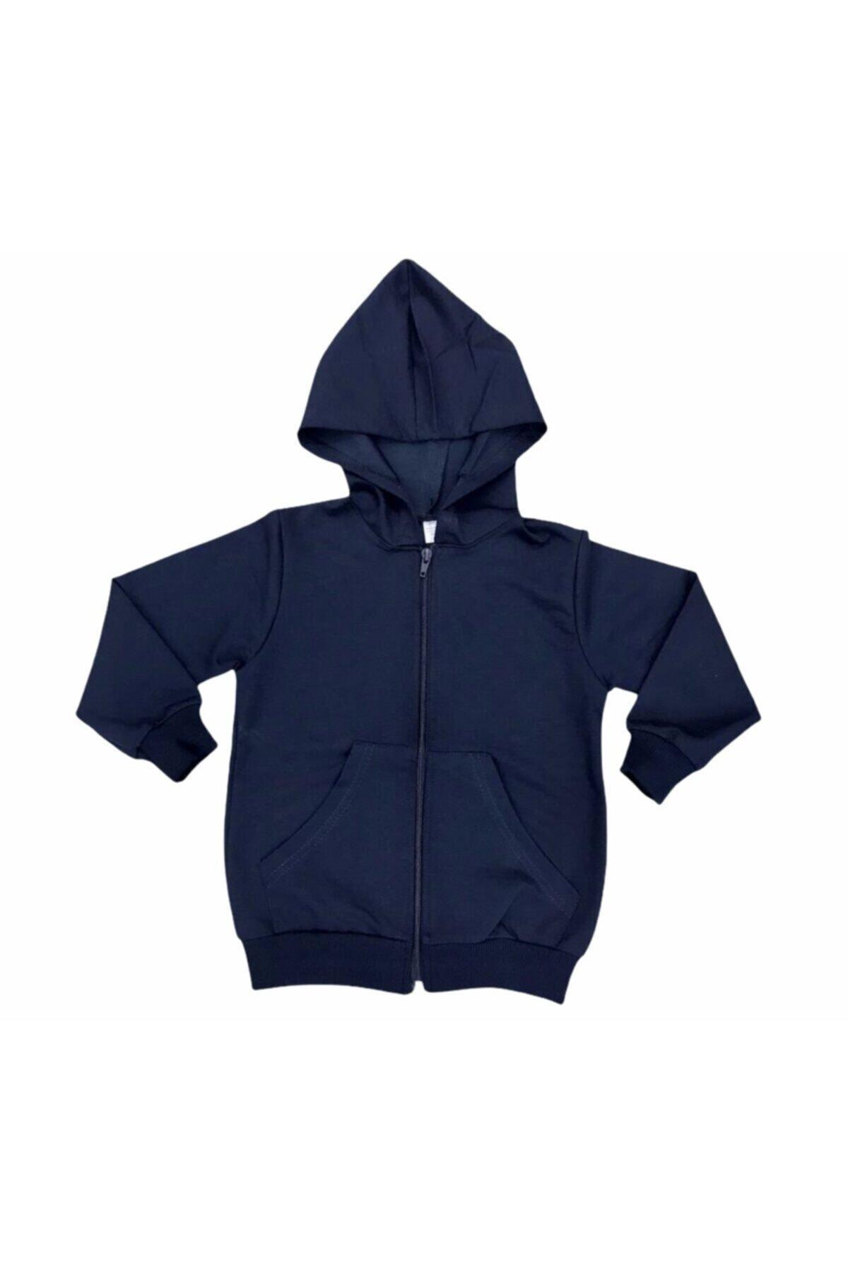خرید انلاین سویشرت پسرانه ترکیه برند NACAR STORE رنگ لاجوردی کد ty99001688