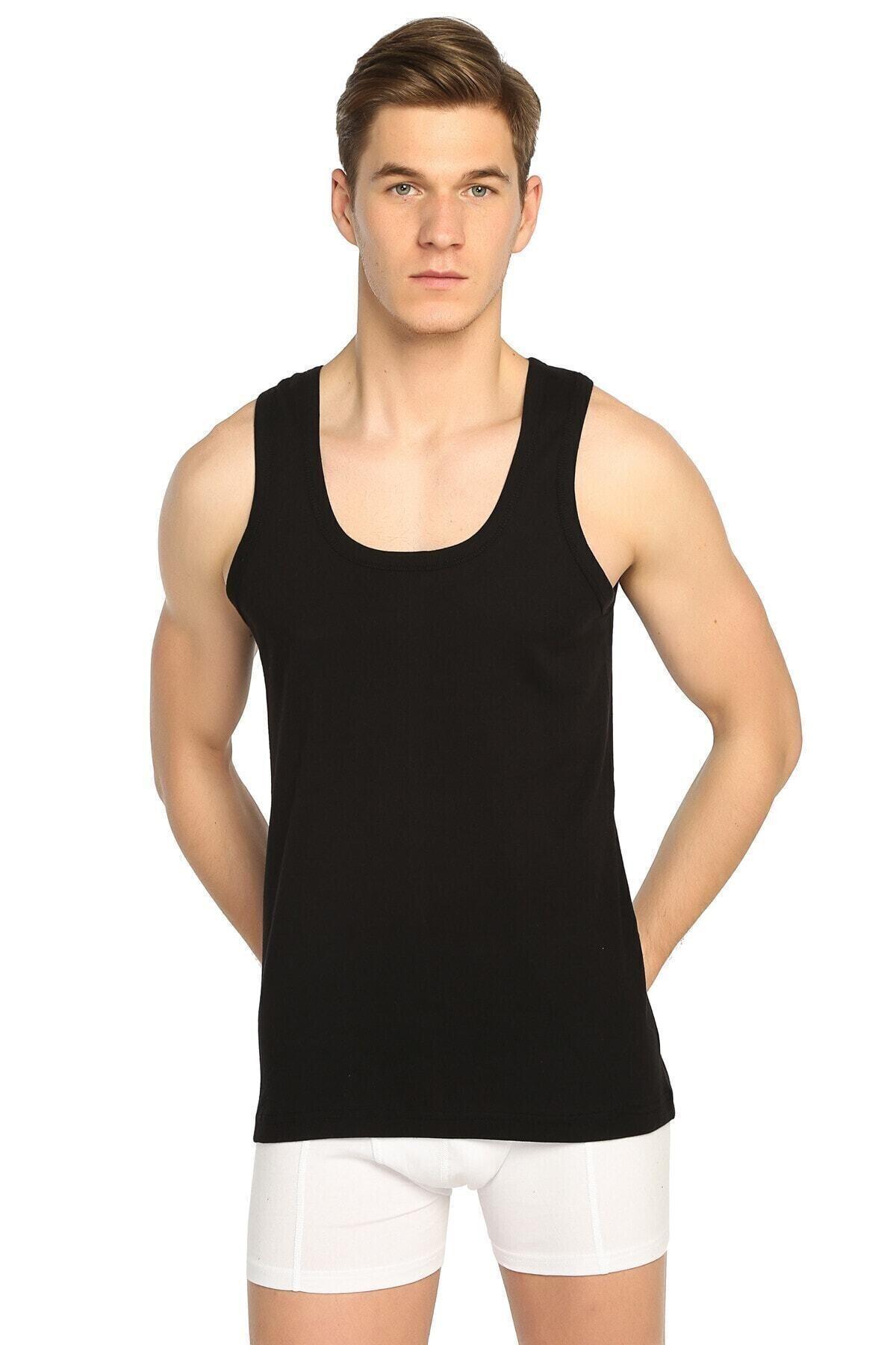 خرید انلاین زیرپوش زیبا مردانه برند NACAR STORE رنگ مشکی کد ty99389618