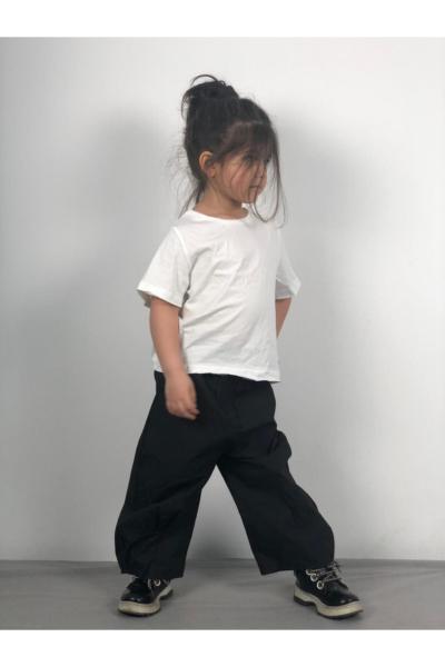 فروش شلوار دخترانه حراجی برند grayandblack رنگ مشکی کد ty100127617