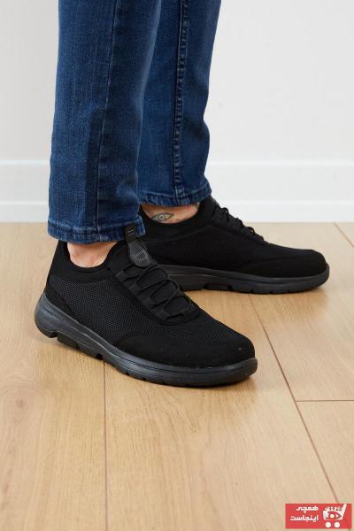 کفش اسپرت مردانه ساده مارک تونی بلک رنگ مشکی کد ty100216554