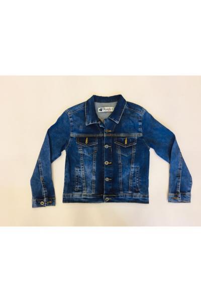 ژاکت 2021 مدل جدید برند Kardelen Çocuk Giyim رنگ آبی کد ty100376090