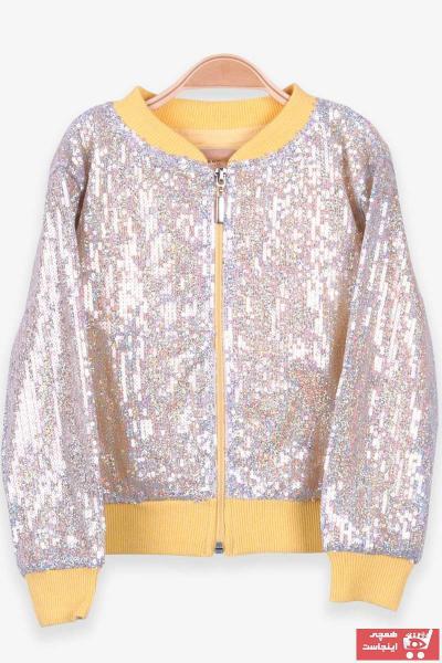 سفارش انلاین ژاکت ساده برند Breeze رنگ زرد ty100490165