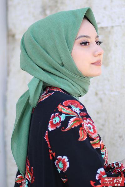 روسری زنانه اسپرت جدید برند AFVENTE رنگ سبز کد ty101457131