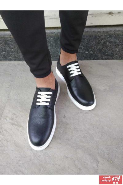 ژورنال کفش کلاسیک مردانه برند capel hor-se رنگ مشکی کد ty101719963
