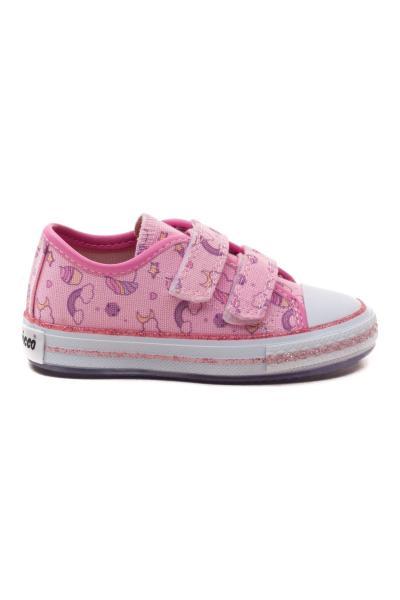 کفش اسپرت بچه گانه دخترانه ارزان برند Minipicco رنگ صورتی ty101940982