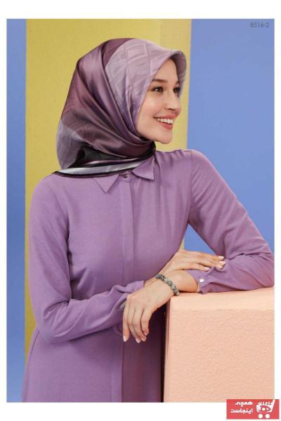 روسری زنانه ارزان برند Armine رنگ بنفش کد ty101956518