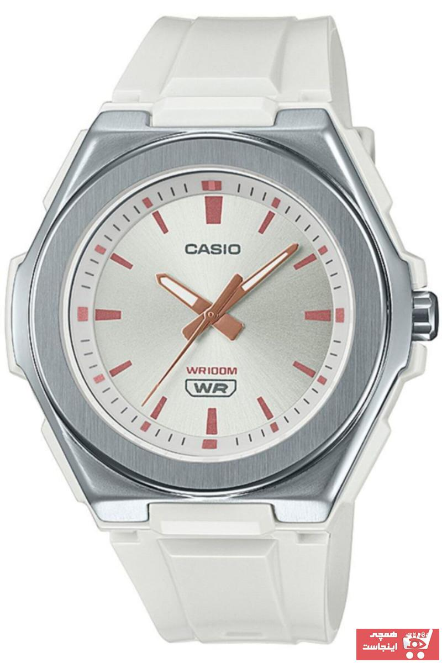 خرید پستی ساعت مچی زنانه  2021 برند Casio رنگ نقره ای کد ty102288031