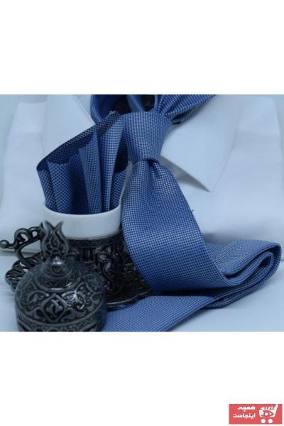 سفارش نقدی کراوات ارزان برند Blazzotti رنگ آبی کد ty102750270
