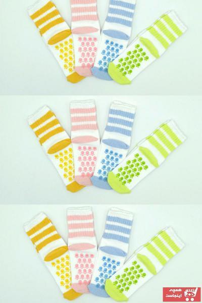 خرید جوراب بچه گانه پسرانه شیک برند bella socks کد ty102942990