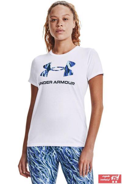 فروشگاه تیشرت ورزشی زنانه سال 1400 برند Under Armour کد ty102944756