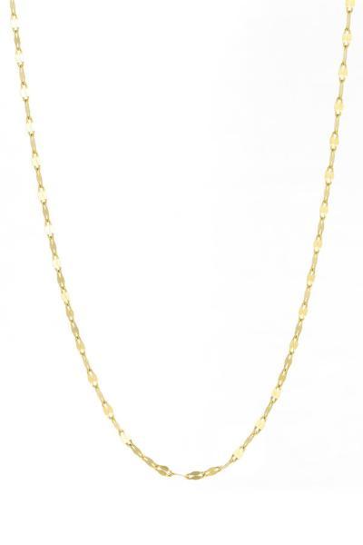 خرید انلاین گردنبند زیبا زنانه برند Bayar Gold رنگ زرد ty103185382