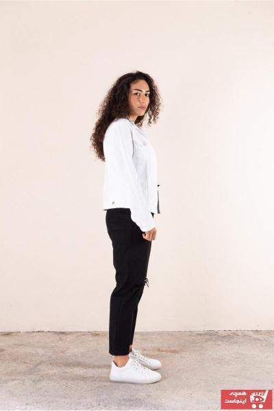 فروش انلاین ژاکت زنانه مجلسی برند LES PEPES کد ty104112163