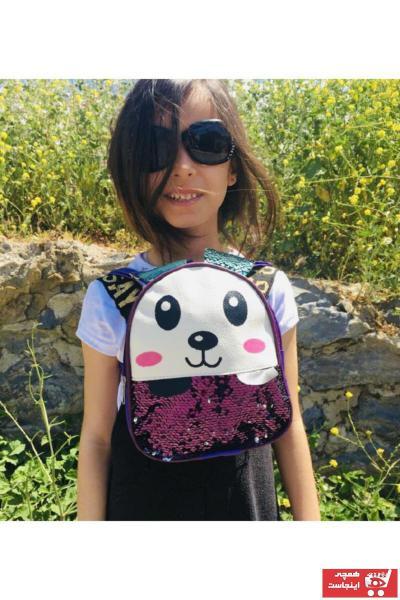فروشگاه کوله پشتی بچه گانه دخترانه سال 1400 برند Esila&Sirius رنگ بنفش کد ty104136806