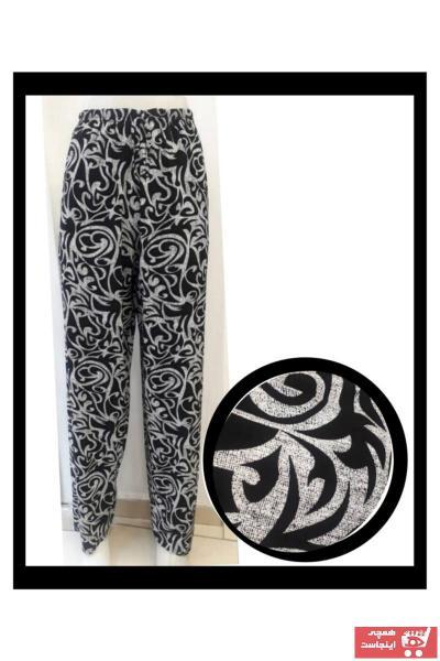 شلوار زنانه شیک و جدید برند Damla Gül Giyim رنگ مشکی کد ty104273541