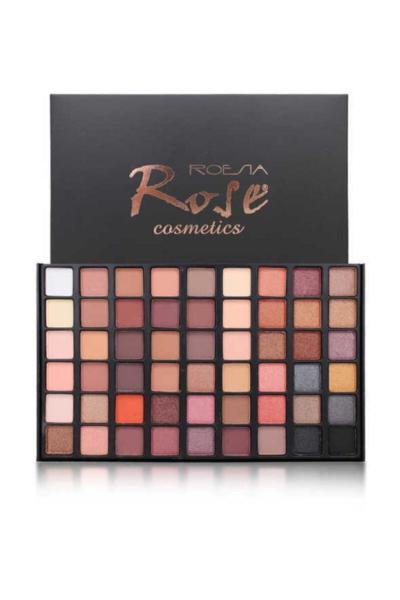 خرید سایه چشم جدید برند Roesıa Rose Cosmetics رنگ نارنجی کد ty104567123