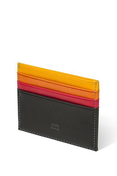 کیف کارت بانکی مردانه خفن برند Case Look رنگ مشکی کد ty104922369