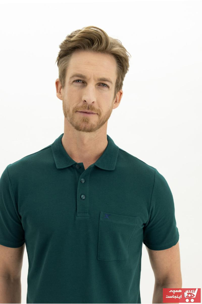 پولوشرت مردانه قیمت برند Kiğılı رنگ سبز کد ty105049899