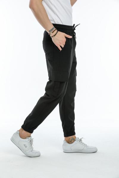 شلوار جدید زنانه شیک برند Rasco رنگ مشکی کد ty105701071