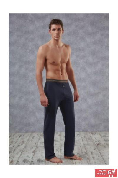 خرید مدل پیژامه مردانه برند Doreanse رنگ لاجوردی کد ty1057077