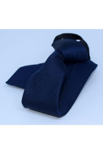 کراوات بچه گانه پسرانه پارچه ارزانی برند Blazzotti رنگ لاجوردی کد ty105902010