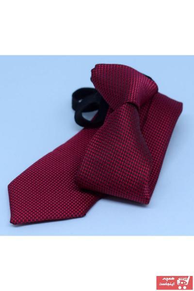 کراوات اورجینال برند Blazzotti رنگ قرمز ty105903535