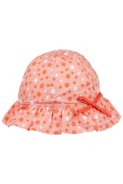 خرید  کلاه نوزاد دخترانه پارچه ارزانی برند POKY BEBE رنگ صورتی ty106003942