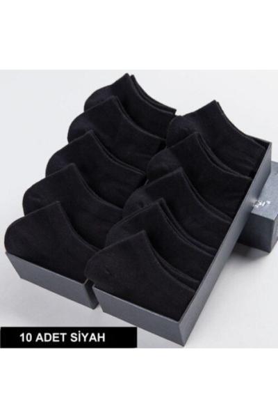 خرید نقدی جوراب مردانه ترک برند İkonik Socks رنگ مشکی کد ty106525919