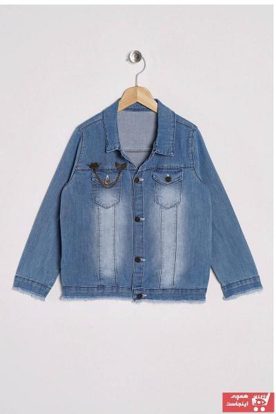 سفارش انلاین ژاکت پسرانه ساده برند zepkids رنگ آبی کد ty106843671