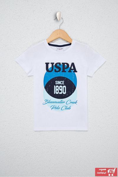 فروش تیشرت بچه گانه خفن برند U.S. Polo Assn. کد ty107062571