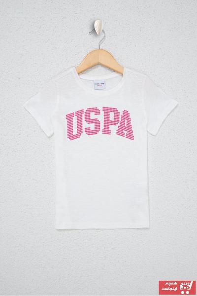 خرید اسان تیشرت دخترانه زیبا یو اس پولو کد ty107062632