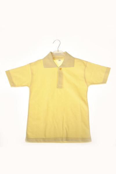 پولو شرت مدل 2021 برند ÇÖLBAY رنگ زرد ty107148106