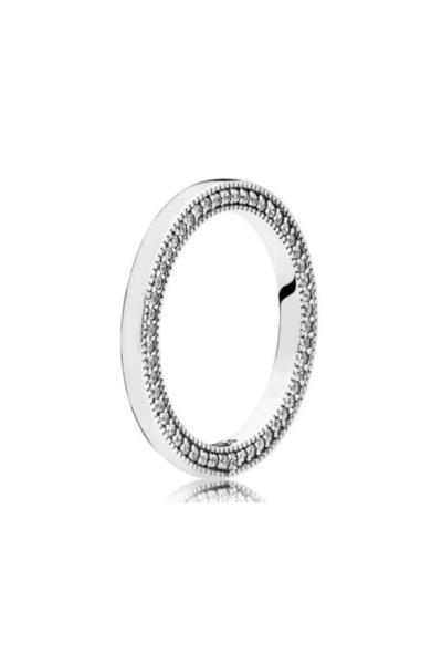 خرید انلاین حلقه زنانه فانتزی برند CHARMS رنگ نقره کد ty108121204