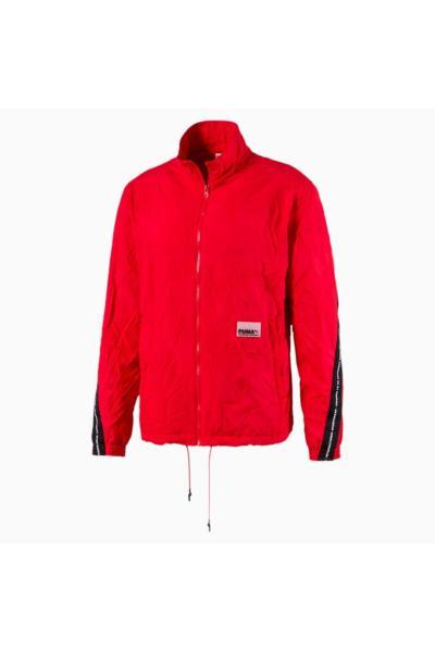 خرید گرمکن ورزشی مردانه ترک جدید برند Puma رنگ قرمز ty108161274