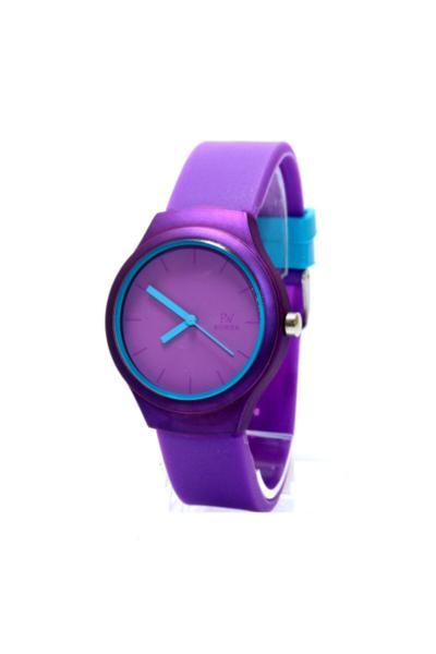 فروش پستی ساعت زنانه برند MİMOZA PARK رنگ بنفش کد ty108470141
