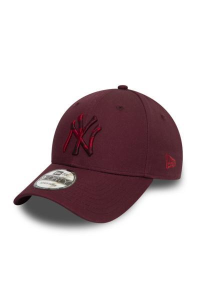 کلاه مردانه فروش برند NEW ERA رنگ زرشکی ty108505178