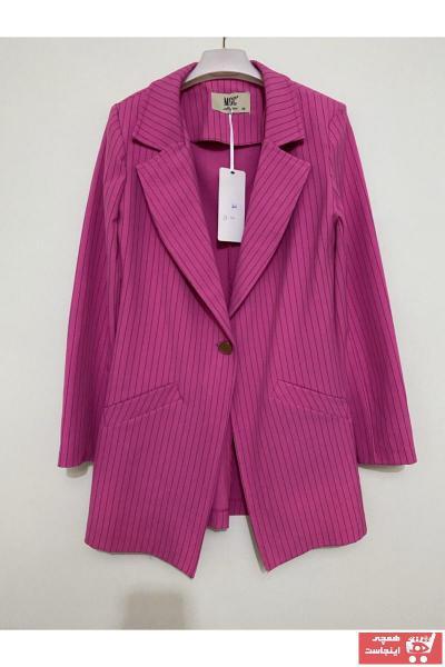 فروش پستی گرمکن ورزشی زنانه شیک جدید برند hokkabas tasarım رنگ صورتی ty108715673